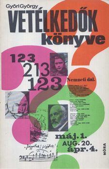 Győri György - Vetélkedők könyve [antikvár]