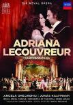 CILEA - ADRIANA LECOUVREUR 2DVD GHEORGHIU/KAUFMANN/ELDER