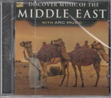DISCOVER MUSIC OF MIDDLE EAST CD