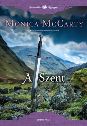 Monica McCarty - A Szent [eKönyv: epub, mobi]