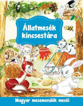Szalay Könyvkiadó - Állatmesék kincsestára