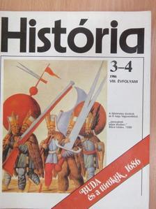Barta János - História 1986/3-4. [antikvár]