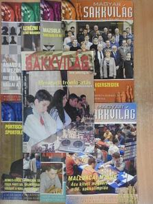 Anka Emil - Magyar Sakkvilág 2004. (nem teljes évfolyam) [antikvár]