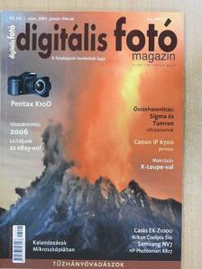 Benedek István Gábor - Digitális Fotó Magazin 2007. január-február [antikvár]