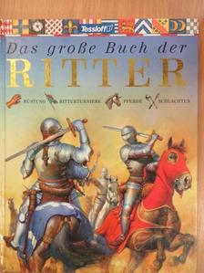 Philip Steele - Das große Buch der Ritter [antikvár]