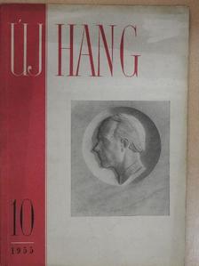 Abody Béla - Új Hang 1955. október [antikvár]