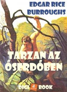 Edgar Rice Burroughs - Tarzan az őserdőben [eKönyv: epub, mobi]