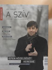 Horváth Árpád SJ - A szív 2017. február [antikvár]
