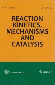 Fábián István - Reaction Kinetics, Mechanisms and Catalysis 110/1 [antikvár]