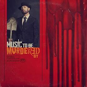 Eminem - MUSIC TO BE MURDERED BY CD EMINEM