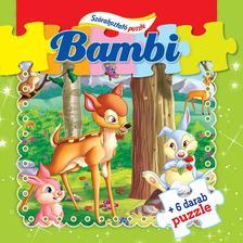 ??????????, ?????? - Bambi - puzzlekönyv
