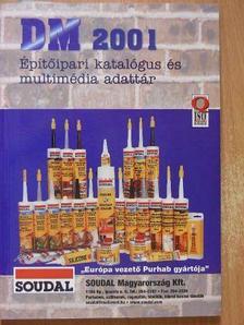 DM 2001 Építőipari Katalógus és Multimédia Adattár [antikvár]