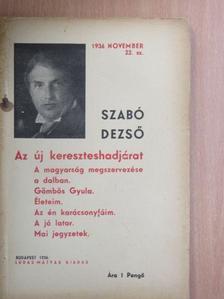 Szabó Dezső - Az új kereszteshadjárat [antikvár]