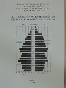 Falussy Béla - A munkaerőpiac keresletét- és kínálatát alakító folyamatok [antikvár]