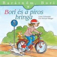 Liane Schneider - Annette Steinhauer - Bori és a piros bringa - Barátnőm, Bori