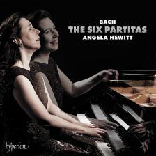Bach - THE SIX PARTITAS 2CD HEWITT