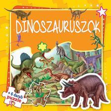 ??????????, ?????? - Dinoszauruszok - Puzzlekönyv
