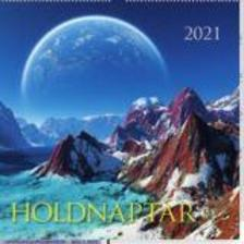 21T9700-001 - HOLDNAPTÁR FALINAPTÁR 2021