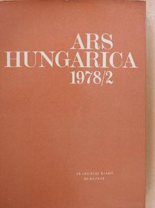 András Edit - Ars Hungarica 1978/2 [antikvár]