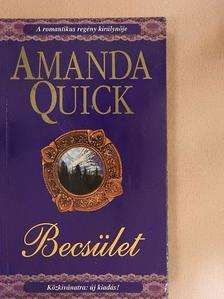 Amanda Quick - Becsület [antikvár]