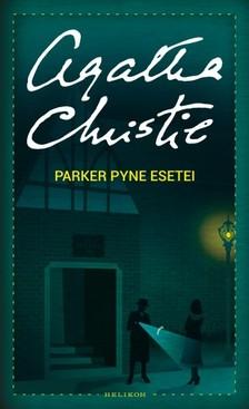 Agatha Christie - Parker Pyne esetei [eKönyv: epub, mobi]