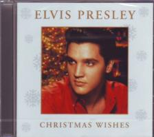 ELVIS PRESLEY - CHRISTMAS WISHES CD ELVIS PRESLEY