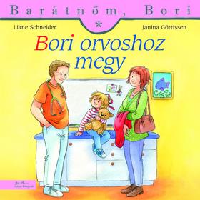 Liane Schneider - Annette Steinhauer - Bori orvoshoz megy - Barátnőm, Bori
