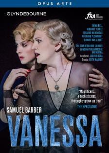 BARBER - VANESSA DVD BELL & HRUSA