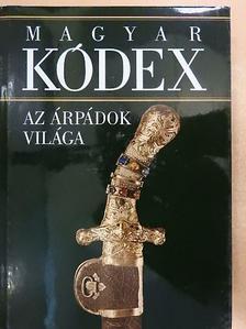 Csikhon Judit - Az Árpádok világa - CD-vel [antikvár]
