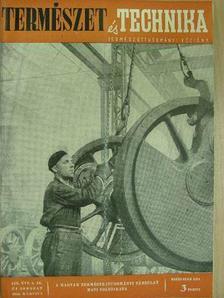 Kardos Péter - Természet és Technika 1950. március [antikvár]