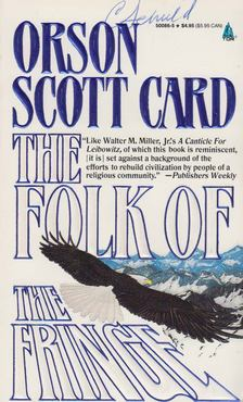 Orson Scott Card - The Folk of the Fringe [antikvár]