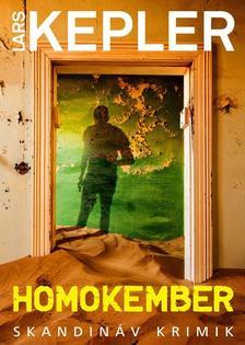 Lars Kepler - Homokember