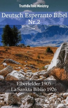 TruthBeTold Ministry, Joern Andre Halseth, John Nelson Darby - Deutsch Esperanto Bibel Nr.2 [eKönyv: epub, mobi]