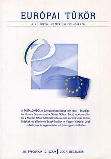 Forgács Imre - Európai tükör 2007. december [antikvár]