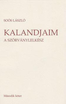 Soós László - Kalandjaim 2. - A szórványlelkész [antikvár]