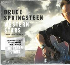 BRUCE SPRINGSTEEN - WESTERN STARS CD BRUCE SPRINGSTEEN - SONGS FROM THE FILM