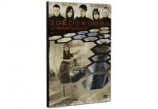 MIRAX BLUEBLACK 1908 KER. ÉS SZOLG. KFT. 2 - TORCHWOOD - AZ IDEGENVADÁSZOK 3. - DVD -