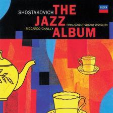 SHOSTAKOVICH - THE JAZZ ALBUM LP SHOSTAKOVICH