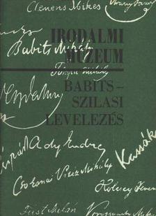Gál István - Babits-Szilasi levelezés [antikvár]