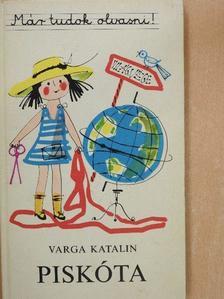 Varga Katalin - Piskóta [antikvár]