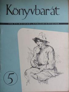 André Gide - Könyvbarát 1958. május [antikvár]