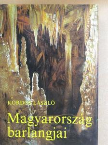 Gádoros Miklós - Magyarország barlangjai [antikvár]