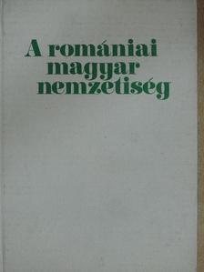 Balázs Sándor - A romániai magyar nemzetiség [antikvár]