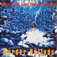 NICK CAVE AND THE BAD SEEDS - MURDER BALLADS CD+DVD NICK CAVE AND THE BAD SEEDS
