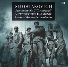 "SHOSTAKOVICH - SYMPHONY NO.7 ""LENINGRAD"" 2LP SHOSTAKOVICH"