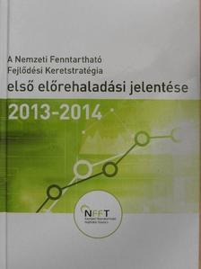 A Nemzeti Fenntartható Fejlődési Keretstratégia első előrehaladási jelentése 2013-2014 [antikvár]