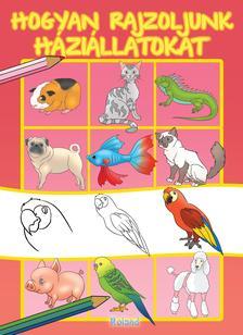 Hogyan rajzoljunk háziállatokat