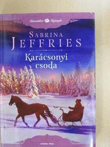 Sabrina Jeffries - Karácsonyi csoda [antikvár]