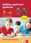 Petik Ágota Margit, Ruzsa Ágnes - Játékos nyelvtani gyakorló 3. és 4. osztályosoknak