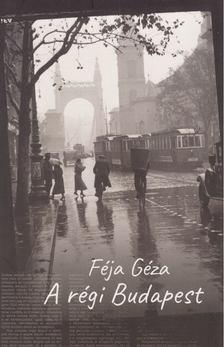 FÉJA GÉZA - A régi Budapest [antikvár]
